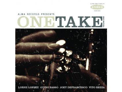 LOFSKY/DEFRANCESCO/REZZA/BASS - One Take - Vol 1 (CD)