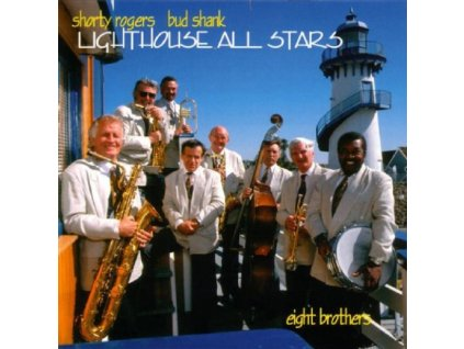 LIGHTHOUSE ALL STARS - Eight Brothers (CD)