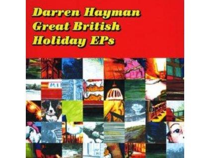 DARREN HAYMAN - Great British Holiday Songs Ep (CD + DVD)