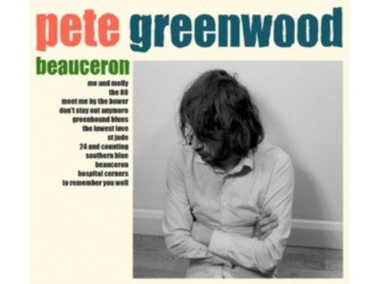 PETE GREENWOOD - Beauceron (CD)