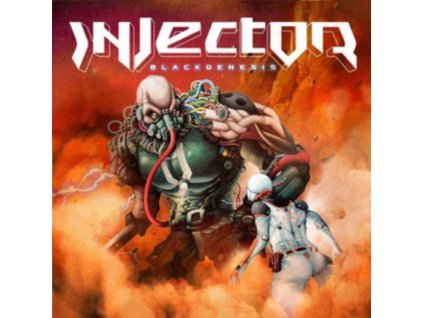 INJECTOR - Black Genesis (CD)