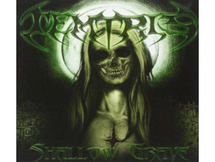 TEMTRIS - Shallow Grave (CD)