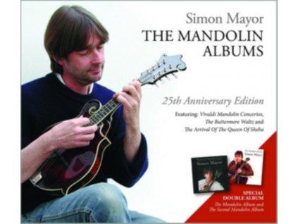 SIMON MAYOR - The Mandolin Albums (CD)