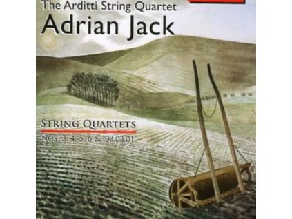 ARDITTI STRING QUARTET - Sting Quartets (CD)