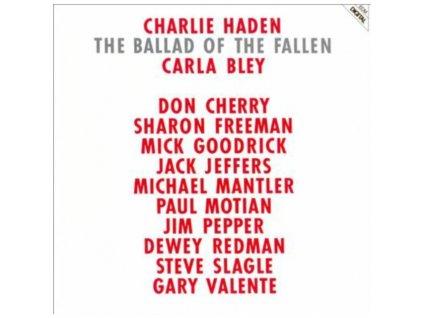 CHARLIE HADEN & CARLA BLEY - The Ballad Of The Fallen (CD)