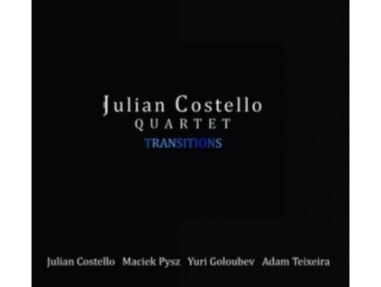 JULIAN COSTELLO - Transitions (CD)