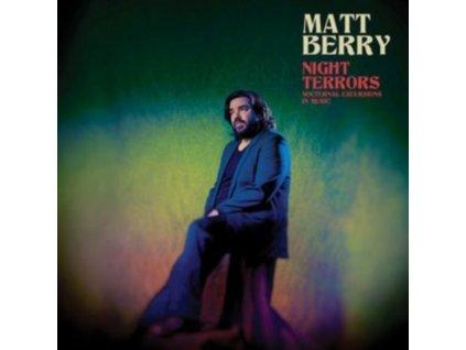 MATT BERRY - Night Terrors (CD)