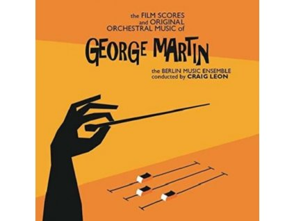 GEORGE MARTIN - The Film Scores And Original Orchestral Music (CD)