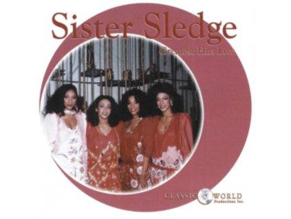 SISTER SLEDGE - Greatest Hits Live (CD)