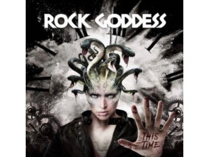 ROCK GODDESS - This Time (CD)