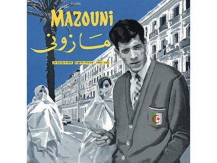MAZOUNI - Un Dandy En Exil - Algerie/France - 1969-1983 (CD)