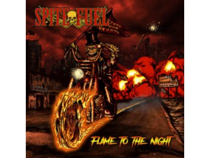 SPITEFUEL - Flame To The Night (CD)