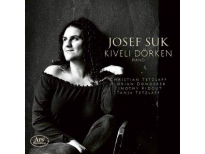 KIVELLI DORKEN / CHRISTIAN & TANJA TETZLAFF - Josef Suk: Piano And Chamber Music (SACD)