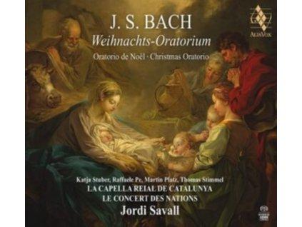 LE CONCERT DES NATIONS / JORDI SAVALL / CAPELLA REIAL DE CATALUNYA - Christmas Oratorio (SACD)