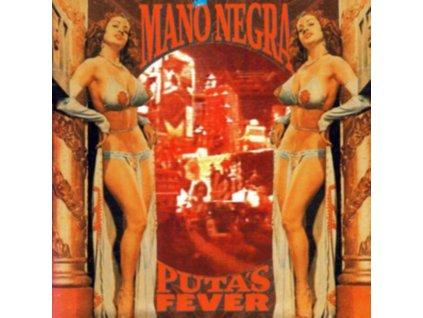 MANO NEGRA - Putas Fever (CD)