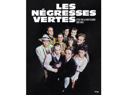 LES NEGRESSES VERTES - Cest Pas La Mer A Boire (CD)