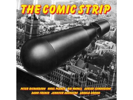 COMIC STRIP PRESENTS - Comic Strip Presents (CD)