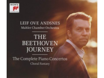 LEIF OVE ANDSNES - The Beethoven Journey - Piano Concertos Nos. 1-5 (CD)