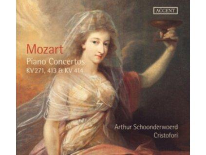 SCHOONDERWOERD - Mozart  Piano Concertos 9 11  12 (CD)