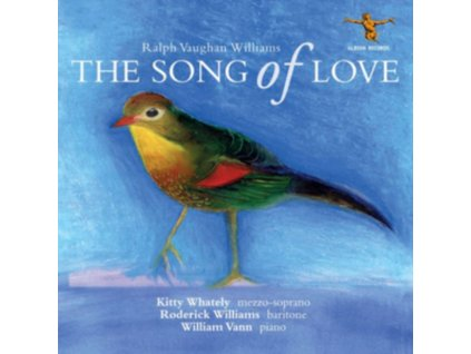WHATELY / WILLIAMS / VANN - Vaughan Williams / The Song Of Love (CD)