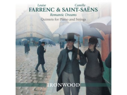 IRONWOOD - Farrenc & Saint-Saens: Quintets For Piano And Strings (CD)