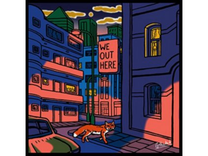 VARIOUS ARTISTS - We Out Here (CD)