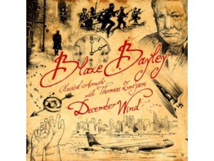 BLAZE BAYLEY - December Wind (CD)