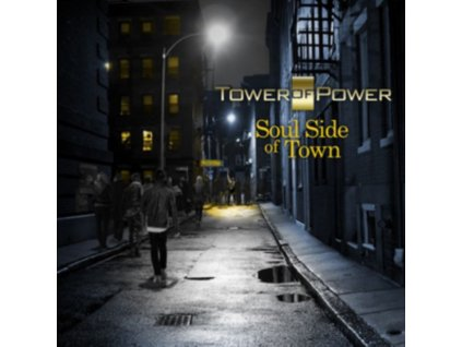TOWER OF POWER - Soul Side Of Town (CD)