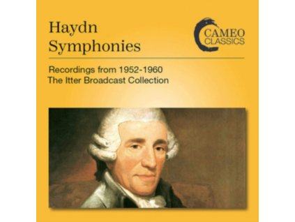 VARIOUS ARTISTS - Joseph Haydn: Symphonies (Recordings From 1952 - 1960 The Itter Broadcast Collection) (CD)