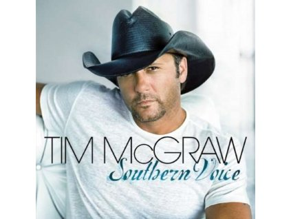 TIM MCGRAW - Southern Voice (CD)
