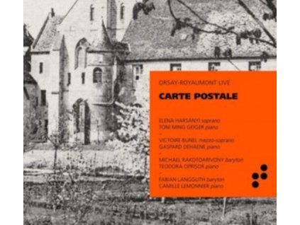 ELENA HARSANYI / TONI MING GEIGER / VICTOIRE BUNEL / GASPARD DEHAENE / MICHAEL RAKOTOARIVONY / TEODORA OPRISOR / FABIAN LANGGUTH / CAMILLE LEMONNIER - Carte Postale (CD)