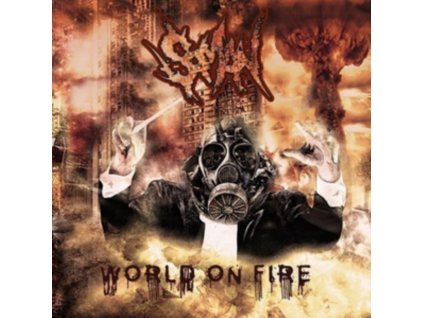 SOMAN - World Of Fire (CD)