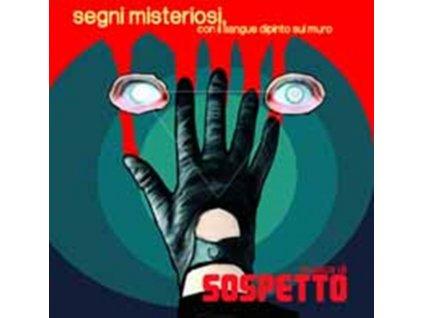 SOSPETTO - Segni Misteriosi Con Il Sangue Dipinto (CD)