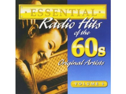 VARIOUS ARTISTS - Essential Radio Hits Of The 60S Vol 6 (CD)