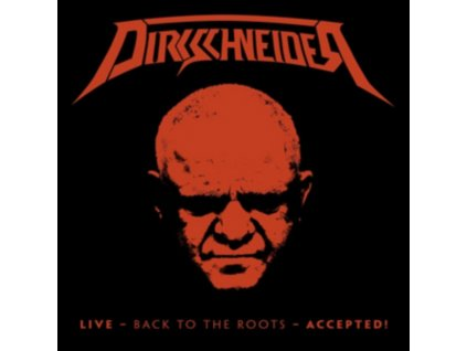 DIRKSCHNEIDER - Live - Back To The Roots - Accepted (CD + Blu-ray)