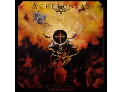ACHERONTAS - Psychicdeath - Shattering Of Perceptions (CD)