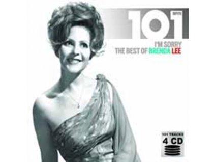 BRENDA LEE - 101 - IM Sorry - The Best Of (CD)
