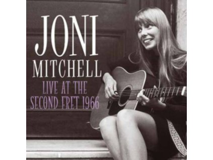 JONI MITCHELL - Live At The Second Fret 1966 (CD)