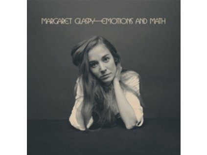 MARGARET GLASPY - Emotions And Math (CD)