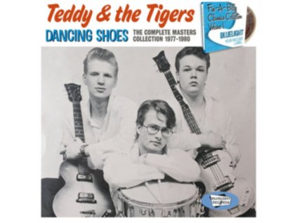 TEDDY & THE TIGERS - Dancing Shoes - The Complete Masters Collection 1977-1980 (CD)