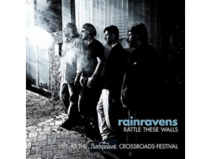 RAINRAVENS - Rattle These Walls-Live At Rockpalast (CD)