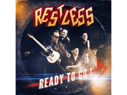 RESTLESS - Ready To Go! (CD)