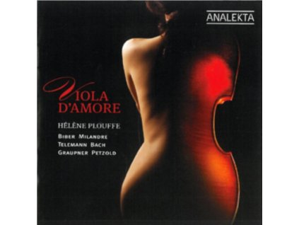 PLOUFFE / MEYERS / LARIVIERE - Various/Viola DAmore (CD)