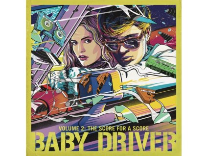 VARIOUS ARTISTS - Baby Driver 2: The Score For A Score (CD)