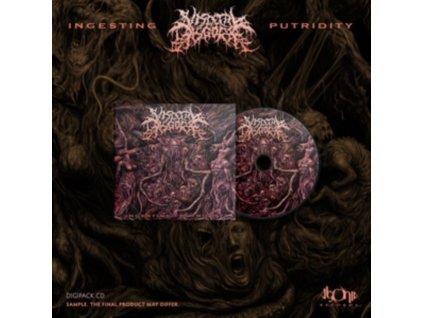 VISCERAL DISGORGE - Ingesting Putridity (CD)