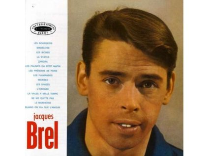 JACQUES BREL - Olympia 1961 (CD)