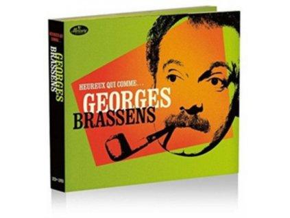 GEORGES BRASSENS - Heureux Qui Comme Brassens (CD)