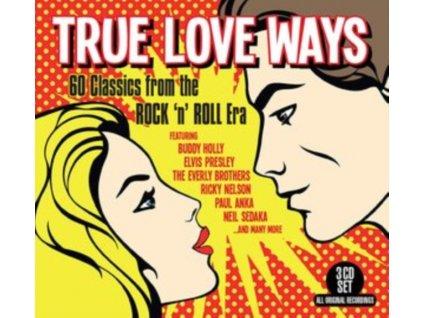 VARIOUS ARTISTS - True Love Ways - 60 Classics From The Rock N Roll Era (CD)
