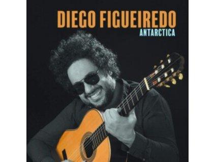 DIEGO FIGUEIREDO - Antarctica (CD)