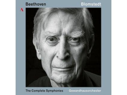 VARIOUS ARTISTS - Blomstedt/Beethoven Symphonies (CD Box Set)